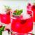 холодные · напитки · малиной · мята · льда · стекла · стиль - Сток-фото © zoryanchik