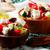 ensalada · pasta · estilo · rojo · hortalizas - foto stock © zoryanchik