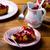 casero · ciruela · tarta · madera · fondo · desayuno - foto stock © zoryanchik