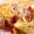 salsichas · queijo · foco · pão · jantar · prato - foto stock © zoryanchik