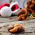 christmas · rustiek · stijl · selectieve · aandacht · zoete · suiker - stockfoto © zoryanchik