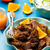 slow cooker braised pork with a rum orange sauce stock photo © zoryanchik