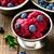 sorbet · vruchten · glas · ijs · Rood - stockfoto © zoryanchik