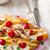 Francia · cereza · requesón · atención · selectiva · alimentos - foto stock © zoryanchik