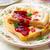 french toast strawberry cheesecake stock photo © zoryanchik