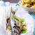mackerel in parchmentstyle rustic stock photo © zoryanchik