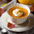 pumpkin dessert in a mug stock photo © zoryanchik