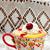 кружка · торт · подготовленный · микроволновая · печь · горизонтальный · разрешение - Сток-фото © zoryanchik