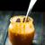 butter caramel in a glass jar stock photo © zoryanchik