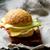 sandviçler · peynir · jambon · stüdyo · gıda · ekmek - stok fotoğraf © zoryanchik