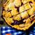 dulce · melocotón · hojas · hoja · frutas · rojo - foto stock © zoryanchik