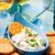 french onion dip with crackers stock photo © zoryanchik