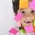mały · chłopca · notatka · zauważa · twarz · działalności - zdjęcia stock © zurijeta