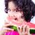 bellezza · bambina · mangiare · anguria · alimentare · felice - foto d'archivio © zurijeta