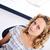 saudável · dentes · paciente · dental · mulher - foto stock © zurijeta