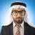 homme · d'affaires · cravate · verres · barbe · portrait · regarder - photo stock © zurijeta