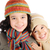 winter happiness stock photo © zurijeta