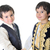 meninos · aperto · de · mãos · dois · jovem · raso · mãos - foto stock © zurijeta