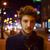 young handsome man on the night city street stock photo © zurijeta