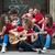cool · adolescenti · chitarra · strada · città - foto d'archivio © zurijeta