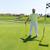 man · spelen · golf · club · natuur · zomer - stockfoto © zurijeta