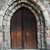 old big wooden gate stock photo © zurijeta