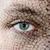 gebarsten · rock · gezicht · full · frame · licht · bruin - stockfoto © zurijeta