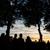soyut · bulanıklık · izleyici · kalabalık · açık · havada · insanlar - stok fotoğraf © zurijeta
