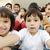 счастливым · детей · различный · толпа · девушки - Сток-фото © zurijeta