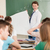 молодые · учитель · университета · образование · студентов - Сток-фото © zurijeta