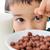 süt · çocukluk · sağlık · çikolata · turuncu - stok fotoğraf © zurijeta