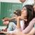 教師 · 学生 · 大学 · コンピュータ · クラス · インド - ストックフォト © zurijeta