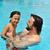счастливым · отцом · сына · бассейна · воды · человека · дети - Сток-фото © zurijeta