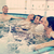 group of young peoples enjoying on pool and jacuzzi stock photo © zurijeta