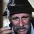 closeup artistic photo of aged man with grey mustache smoking cigarette stock photo © zurijeta