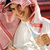 listo · árabe · café · cara · feliz · retrato - foto stock © zurijeta