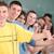 studentów · student · kobiet · nastolatków - zdjęcia stock © zurijeta