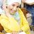 арабский · Дать · подробность · белый · бумаги · черный - Сток-фото © zurijeta