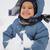 great activity on snow children and happiness stock photo © zurijeta