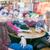 mutlu · insanlar · içmek · restoran · gençler - stok fotoğraf © zurijeta
