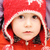 kislány · fogfájás · rózsaszín · fehér · szőr · tél - stock fotó © zurijeta