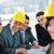 деловые · люди · конференц-зал · говорить · будущем · планов · бумаги - Сток-фото © zurijeta