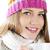 женщину · холодно · больное · горло · питьевой · чай · портрет - Сток-фото © zurijeta