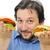 2 · おいしい · 牛肉 · ベーコン · レタス - ストックフォト © zurijeta