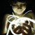 gloeilamp · hand · glas · gloeilamp · moderne · lamp - stockfoto © zurijeta