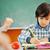 okos · gyerekek · diák · csoport · iskola · osztályterem - stock fotó © zurijeta