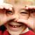 fiú · tető · tündérmese · gyermek · akasztás · csillagok - stock fotó © zurijeta