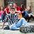 legal · adolescentes · óculos · de · sol · sessão · rua · cidade - foto stock © zurijeta