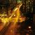 modern · kentsel · şehir · otoban · trafik · gece - stok fotoğraf © zurijeta