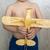 Cute · ребенка · мальчика · Vintage · игрушку · плоскости - Сток-фото © zurijeta